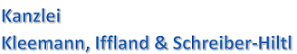 IN-KANZLEI Logo